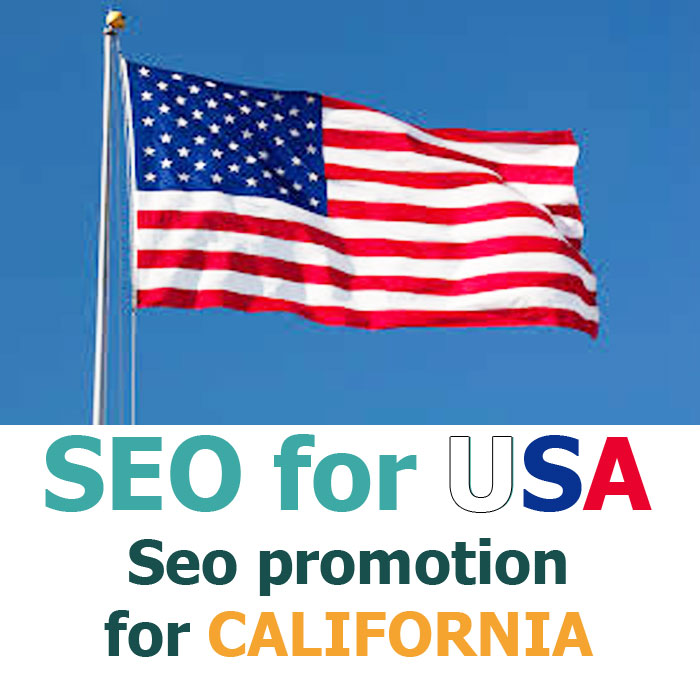 SEO for California and USA